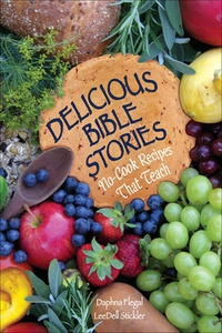Delicious Bible Stories (e-bok) av Daphna Flega