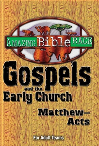 Amazing Bible Race - For Adult Teams (Matthew-A