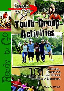 Ready-to-Go Youth Group Activities (e-bok) av T