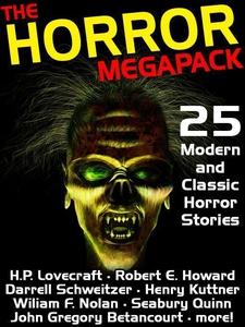 The Horror Megapack (e-bok) av H. P. Lovecraft,