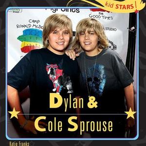 Dylan & Cole Sprouse (e-bok) av Katie Franks