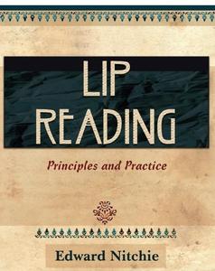 Lip-Reading (e-bok) av Edward B. Nitchie