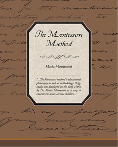 The Montessori Method (ebook) (e-bok) av Maria