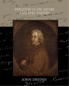 Discourses on Satire and Epic Poetry (e-bok) av
