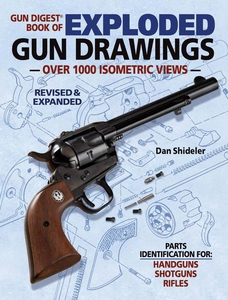 Gun Digest Book of Exploded Gun Drawings (e-bok