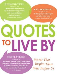 Quotes to Live By (e-bog) af Adams Media