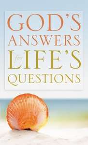 God's Answers for Life's Questions (e-bok) av B