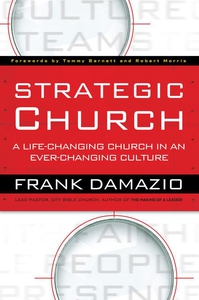 Strategic Church (e-bok) av Frank Damazio