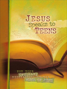 Jesus Speaks to Teens (e-bok) av