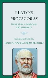 Plato's Protagoras (e-bok) av Plato, Arieti/Bar
