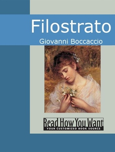 Filostrato (e-bok) av Giovanni Boccaccio