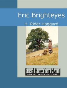 Eric Brighteyes (e-bok) av H. Rider Haggard