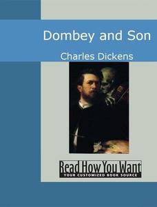 Dombey and Son (e-bok) av Charles Dickens