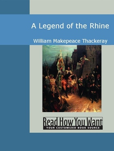 A Legend of the Rhine (e-bok) av William Makepe