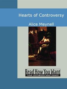 Hearts of Controversy (e-bok) av Alice Meynell