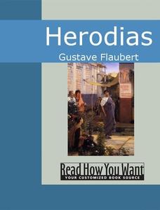 Herodias (e-bok) av Gustave Flaubert