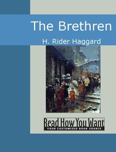 The Brethren (e-bok) av H. Rider Haggard
