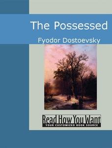 The Possessed (e-bok) av Fyodor Dostoevsky