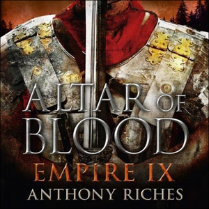 Altar of Blood: Empire IX (lydbok) av Anthony