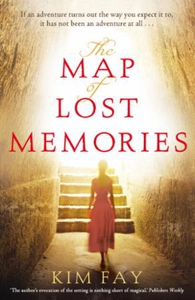 The Map of Lost Memories (ebok) av Kim Fay