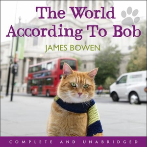 The World According to Bob (lydbok) av James