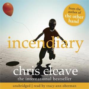 Incendiary (lydbok) av Chris Cleave, Ukjent
