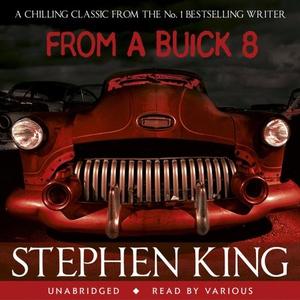 From a Buick 8 (lydbok) av Ukjent, Stephen Ki