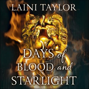 Days of Blood and Starlight (lydbok) av Laini