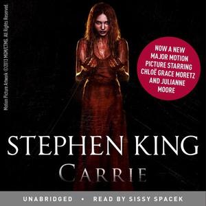 Carrie (lydbok) av Stephen King, Ukjent