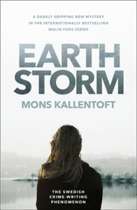 Earth storm (ebok) av Mons Kallentoft
