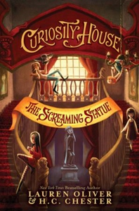 Curiosity House: The Screaming Statue (Book T