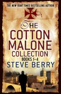 Cotton Malone: Books 1-4 (ebok) av Steve Berr