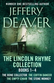 The Lincoln Rhyme Collection 1-4