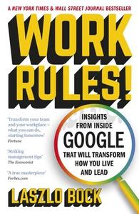 Work Rules! (ebok) av Laszlo Bock