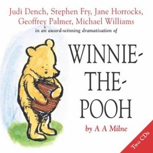 Winnie The Pooh & House at Pooh Corner (lydbo