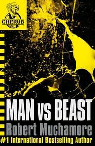 Man vs Beast (ebok) av Robert Muchamore
