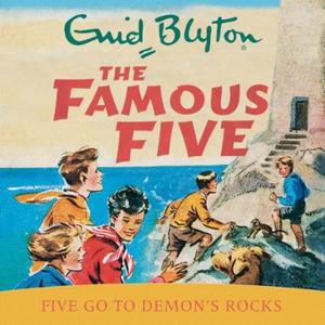 Five Go To Demon's Rocks (lydbok) av Enid Bly