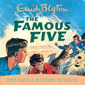 Five Have A Mystery To Solve (lydbok) av Enid