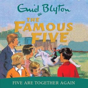 Five Are Together Again (lydbok) av Enid Blyt
