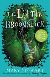 The little broomstick (ebok) av Mary Stewart