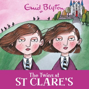 The Twins at St Clare's (lydbok) av Enid Blyt
