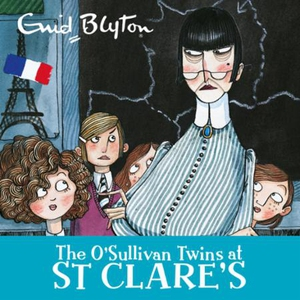 The O'Sullivan Twins at St Clare's (lydbok) a