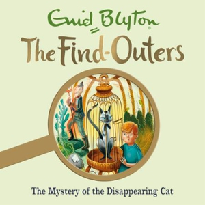The Mystery of the Disappearing Cat (lydbok)
