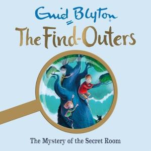The Mystery of the Secret Room (lydbok) av En