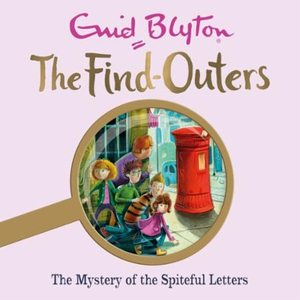 The Mystery of the Spiteful Letters (lydbok)