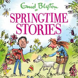 Springtime Stories (lydbok) av Enid Blyton, U