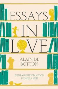 Essays In Love (e-bok) av Alain de Botton