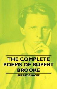 The Complete Poems of Rupert Brooke (e-bog) af Rupert Brooke