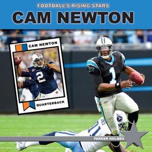 Cam Newton (e-bok) av Parker Holmes