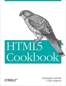 HTML5 Cookbook (e-bok) av Christopher Schmitt,